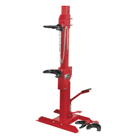 coil-spring-compressing-station-hydraulic-1500kg-capacity